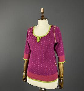 Ladies Catherine Andre Multicolour Wool Jumper