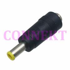 Dc Power Tip Plug Adapter 55mm21mm To 55mm33mm1mmpin Sony Type Eiaj 04