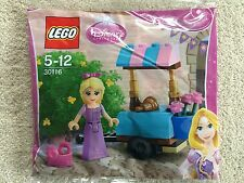 Brand New Sealed Lego Disney Rapunzel's Market Visit 30116 Polybag