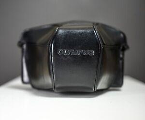 Olympus Original Leather Camera Case |OM10, OM20, OM30, OM40, OM1, OM2, OM3, OM4
