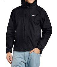 BERGHAUS RG Alpha 3-in-1 MENS Jacket Medium Black BRAND NEW WITH TAGS!!