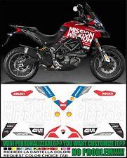 kit adesivi stickers compatibili MULTISTRADA 950 MOTO GP 2019 TRIBUTE REPLICA