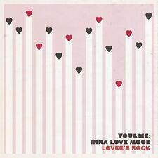 YOU & ME INNA LOVE MOOD REGGAE REVIVE & LOVERS ROCK MIX CD