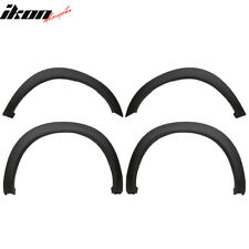 Fits 10-18 Dodge Ram 2500 3500 OE Factory Style Fender Flares Black PP Injection