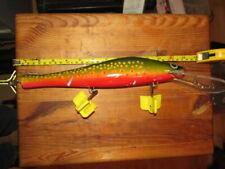 "Legend 12"" Plow  Lure  ..  Pike , Musky Fishing"