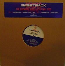 "SWEETBACK - You Will Rise - 12"" Single PROMO"