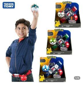 Ceinture Pokemon avec poketball avec ou sans sac plusieurs versions disponible