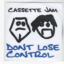 (FN963) Cassette Jam, Don't Lose Control - DJ CD