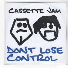 (FN963) Cassette Jam, Don't Lose Control - DJ CD