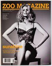 CILLIAN MURPHY Karl Lagerfeld ELLE MACPHERSON ZOO magazine Sunshine Issue No 14