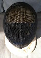 Blue Gauntlet Fencing Mask Helmet 1000Nw Size Medium & Carrying Bag