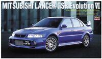 HASEGAWA 20336 MITSUBISHI LANCER GSR EVOLUTION VI plastic model car kit 1:24th