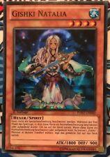 Yu-Gi-Oh! GISHKI-NATALIA HA07-DE040 Super Rare
