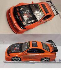 Nissan Silvia Modellauto aus Sammlung Maßstab 1:12 no 1:18 mit Beleuchtung
