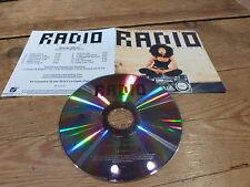 ESPERANZA SPALDING - RADIO !!!!!!!!!!!RARE FRENCH PROMO CD!!