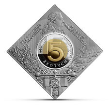 Poland / Polen 2016 - 5zl 250th Anniversary of the Foundation of the Warsaw Mint
