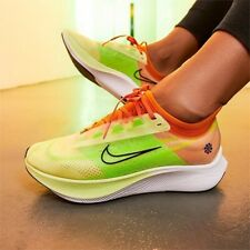 🔥$160 Women's Nike Zoom Fly 3 Rise green 9.5 pegasus turbo Zoomx Vaporfly zoom