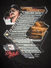 Chase Authentics Label - DALE EARNHARDT No. 3 CAREER HIGHLIGHTS (XL) T-Shirt