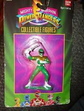 Bandai Green Ranger (Collectible Mini Figure) Mighty Morphin Power Rangers 1993