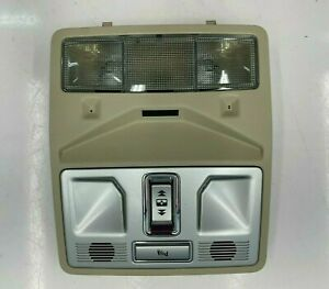 2012 - 2015 JAGUAR XF XFR XFR-S  FRONT OVERHEAD DOME LIGHT LAMP OEM