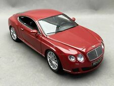 1:18 Minichamps BENTLEY CONTINENTAL GT // nucleare 224