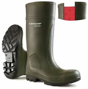 Dunlop Purofort Professional Non Safety Waterproof Cold Insulating D460933