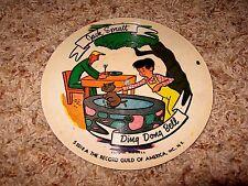 """Record Guild Jack Spratt / Ding Dong Bell & Old Woman / Jack Horner  7"""" P Disc"""