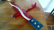 The Simple 250 ACE RC Airplane Model Kit New Laser Cut by WillyNillies.com