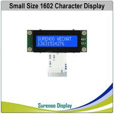 giallo-verde su Blac Assemblaggio elettronici EA DOGM 162E-A Display LCD alfanumerico