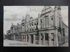 Lincolnshire BOSTON Municipal Buildings c1905 by Boots Cash Chemist Pelham 953