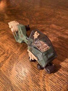 L.C.V. Recon Sled Vintage GI Joe Hasbro vehicle G.I. Joe #1