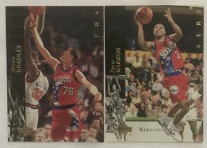 Lot Carte NBA - Philadelphia 76ers