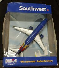 Daron Southwest Airlines Single Die-Cast Collectible Plane
