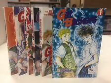GET BACKERS SERIE COMPLETA 1/6