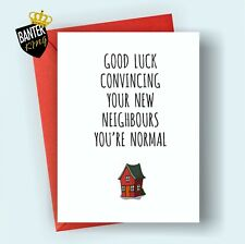 Carte de vœux bonne chance merci emballée ANGE BLANC PLUMES Carte d/'anniversaire