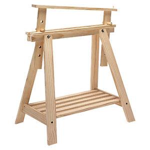 Holzbock Architekt 200kg Holzböcke Unterstellbock Arbeitsbock Tischbock Gestell
