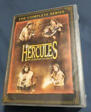 Hercules The Legendary Journeys Complete Series (DVD 25-Disc Box Set) Season 1-6