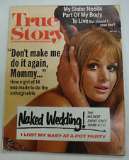 True Story Magazine I Lost My Baby To Drugs May 1970 062615R
