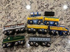 Lionel Heritage Series Wooden 7 train lot