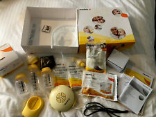 Medela Swing Premium Pack Single Electric Breast Pump And Accessories