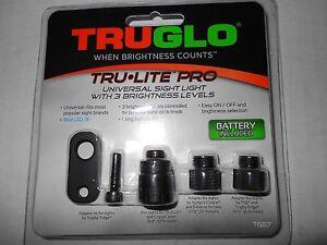 "@NEW@ 2021 TruGlo ""Tru-Lite Pro"" Universal Bow Sight Light! TG57"