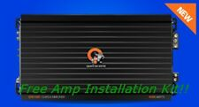 Brand New QP6100D 6000 Watt Class D Mono Block Amplifier 6k High SPL Free Kit!!