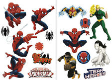 STICKER 45X65 SPIDERMAN