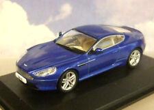 Aston Martin DB9 2013 1/43 Oxford (cobalt Blue)