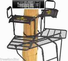 RE636 RIVERS EDGE EXCLUSIVE 2 MAN BOWMAN 19' TREESTAND BEST DEAL