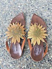 CYDWOQ Vintage Sandals