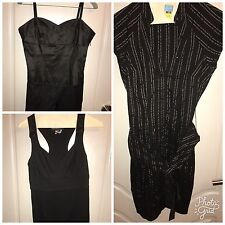GUESS Jeans Lot Of 3 Sexy Dresses And Romper Sz 3/26