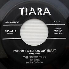 SMEED TRIO I've got bells on my feet Echoes of love 1958 Pop VocalGroup 45 e4674