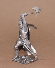 Ritter mit Axt. Knight in holy land , 54mm