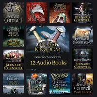 The Last Kingdom Series 12 Audiobooks Unabridged (MP3) By Bernard Cornwell
